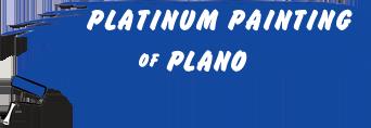 Platinum Painting of Plano logo
